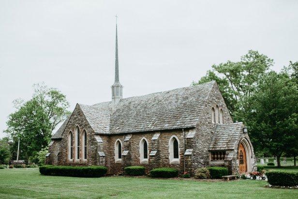 The beautiful Duncan Memorial Chapel